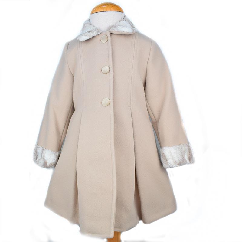 179774654 Abrigo niña invierno 5502 Anavig. Comprar abrigo de paño de niña al ...