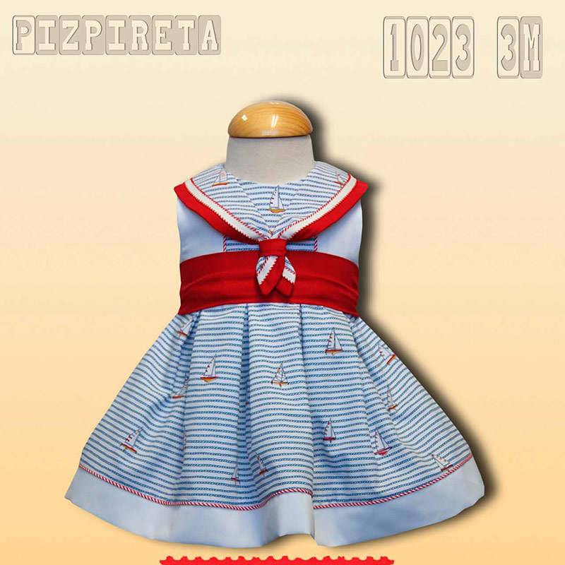 c21b80ef2d06 Vestido bebé 1023 Anavig