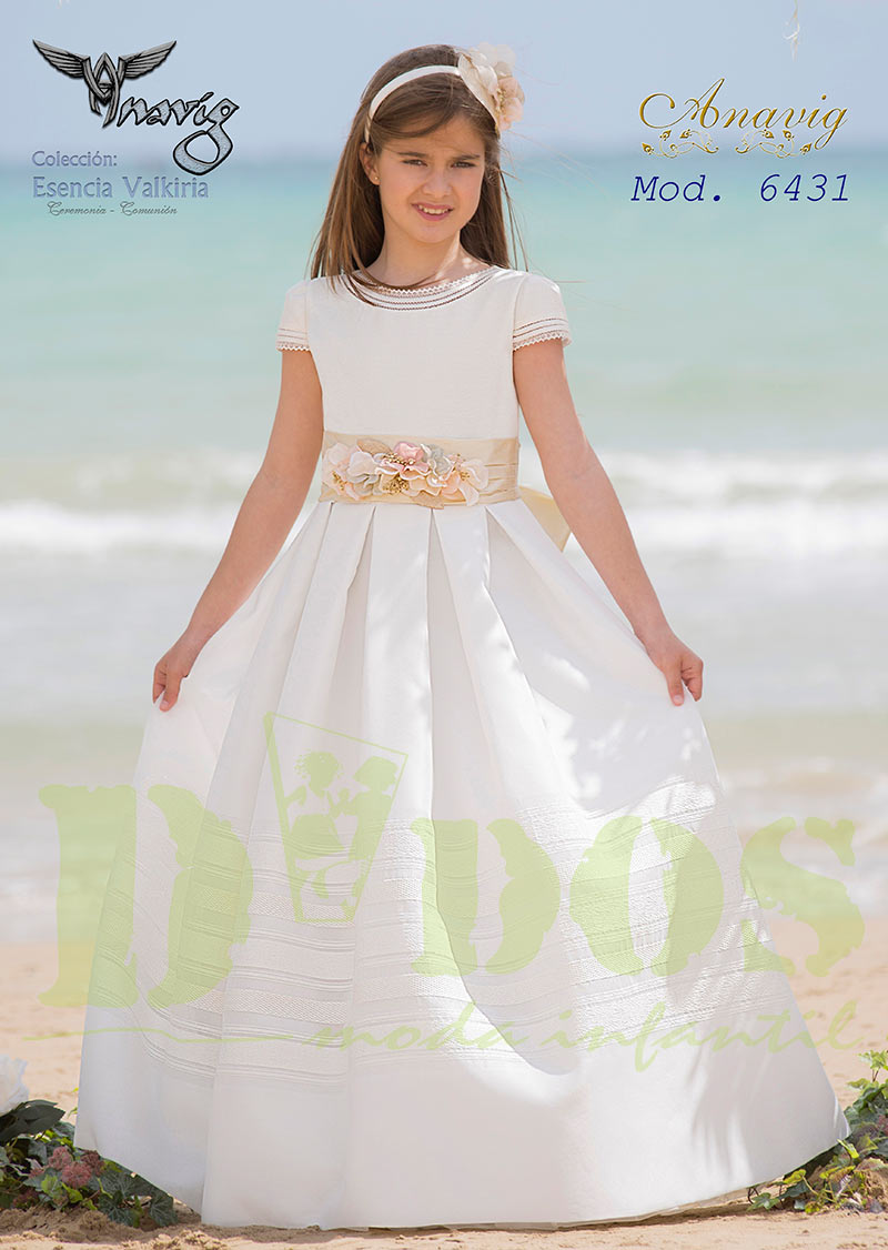 5ba4044d0 Vestido comunión 643119. Comprar vestidos de comunión baratos en ...