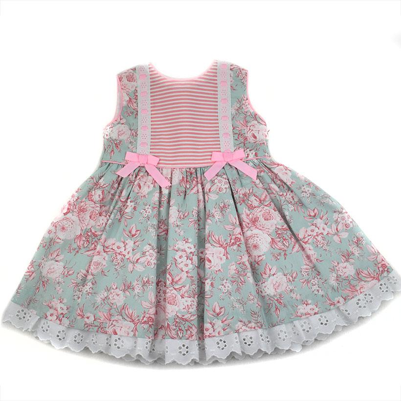 29bc0c5af3ec Foto 1 de Vestido bebé 1010 Anavig, BEBÉ NIÑA, en Dedos Moda Infantil, ...