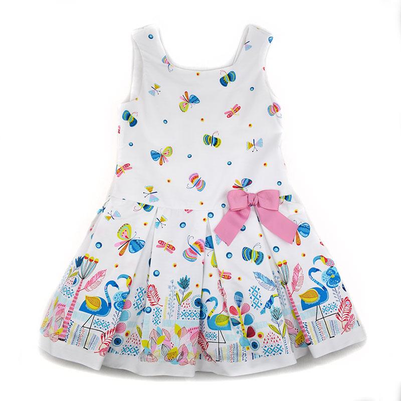 3a6d062107e43 Vestido infantil 4015 Anavig. Nueva colección primavera verano 2018 ...