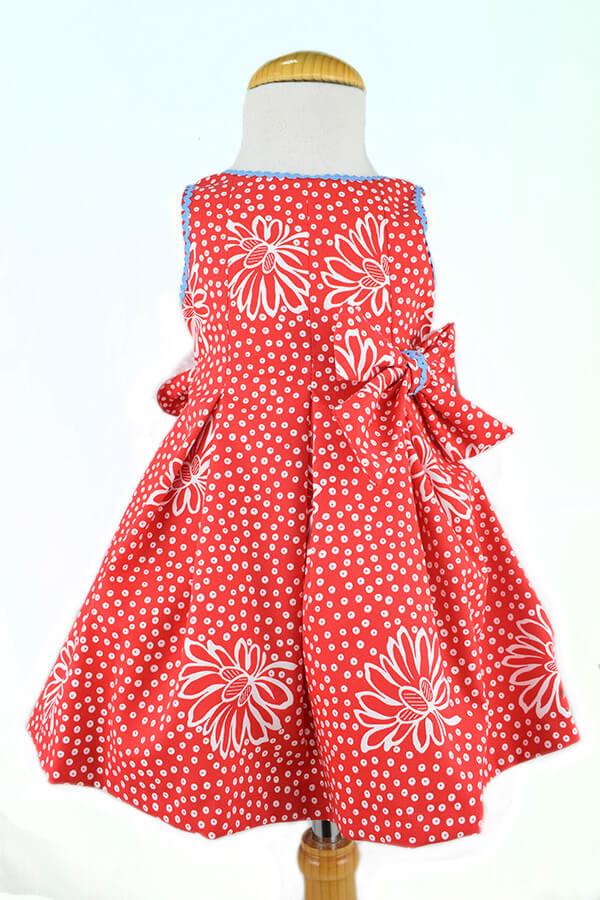 e2380a6d2 Vestido de niña en Evasé