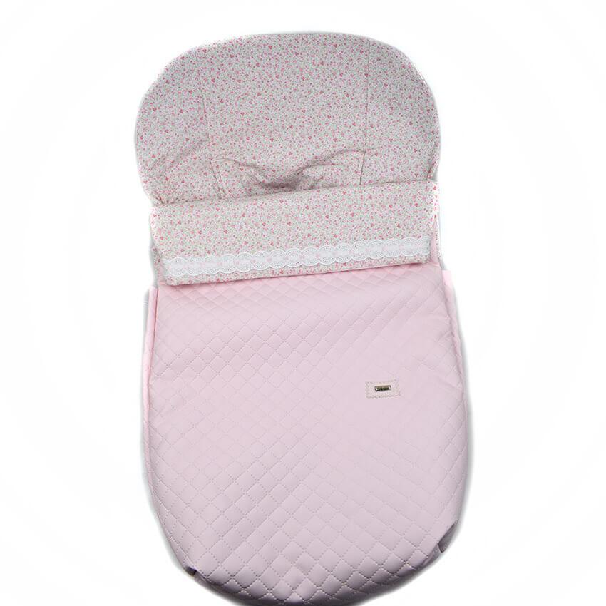 Saco silla universal especias rosa chari sacos de silla lenceros de polipiel para invierno a - Saco invierno universal silla paseo ...