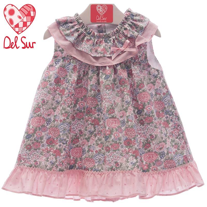 Vestido Bebé 376 Del Sur