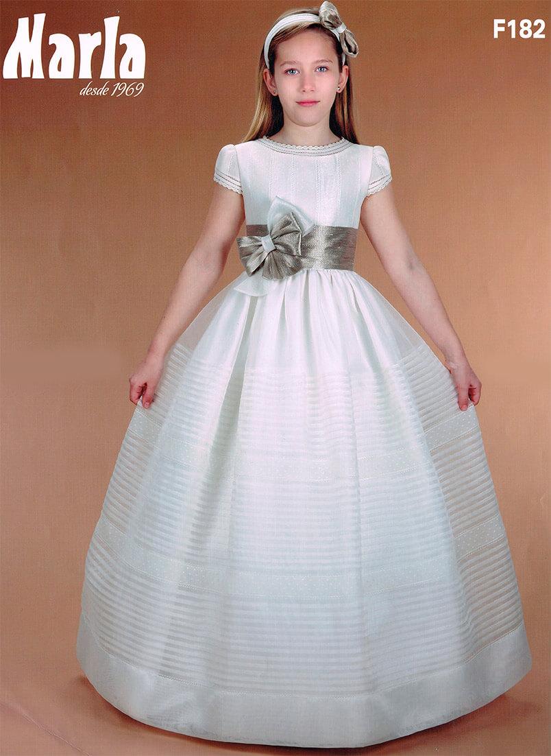 Vestidos de comunion baratos en