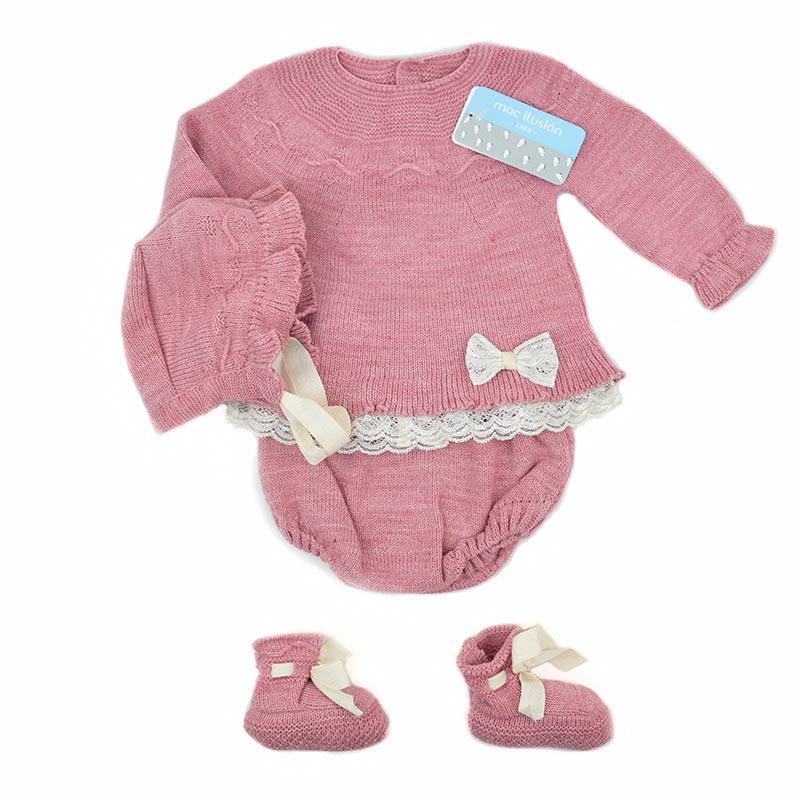 3f6a5ac002c Conjunto bebé 7021 Mac. Comprar trajecitos de bebé recien nacido ...