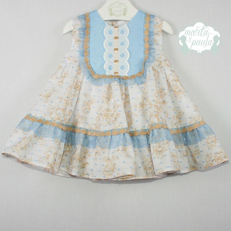 0f0b018957 Vestido bebé familia HORTENSIA. colección vestidos de verano 2017 de ...