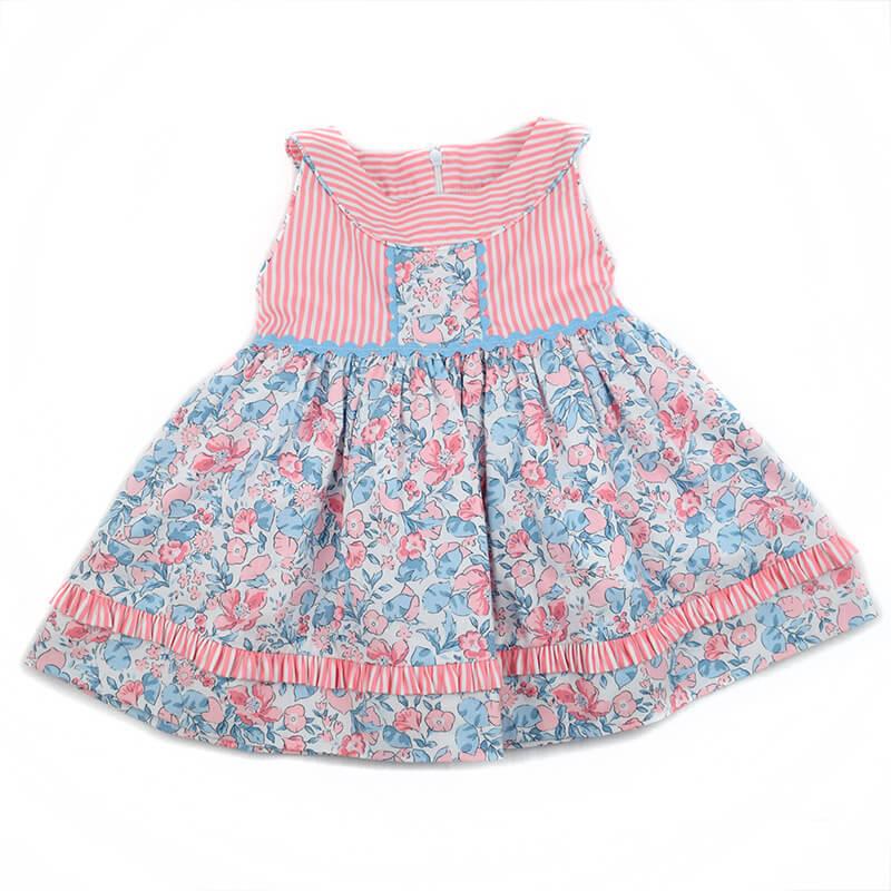 6a8bafc92 Foto 1 de Vestido infantil 4952 Anacastel, NIÑA, en Dedos Moda Infantil,  boutique