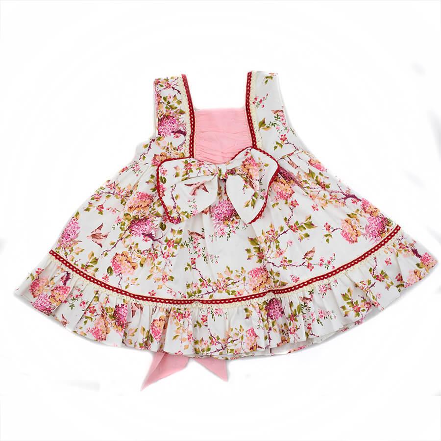 8fbcbc80a7719 Vestido infantil 4960 Anacastel. Nueva colección primavera verano ...
