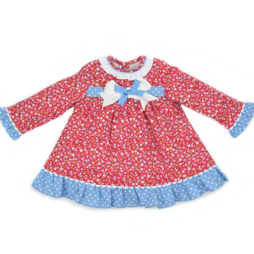 84d071647 Vestido bebé liberty otoño Babyferr. Comprar OTOÑO INVERNO 17 18 ...