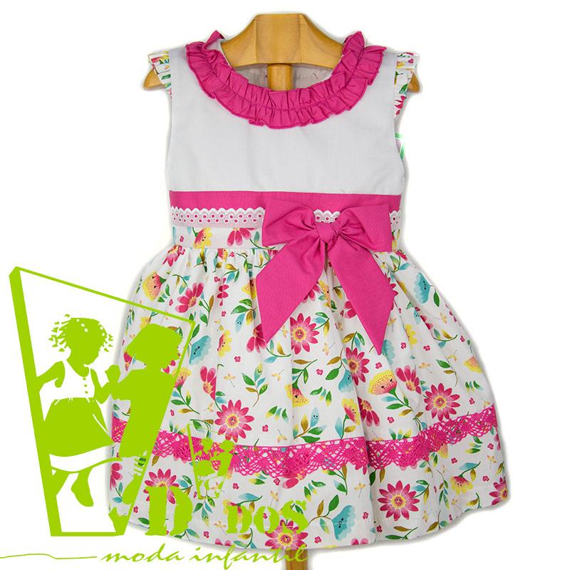 17d093bc7 Foto 1 de Vestido infantil 50055 Babyferr, NIÑA, en Dedos Moda Infantil,  boutique