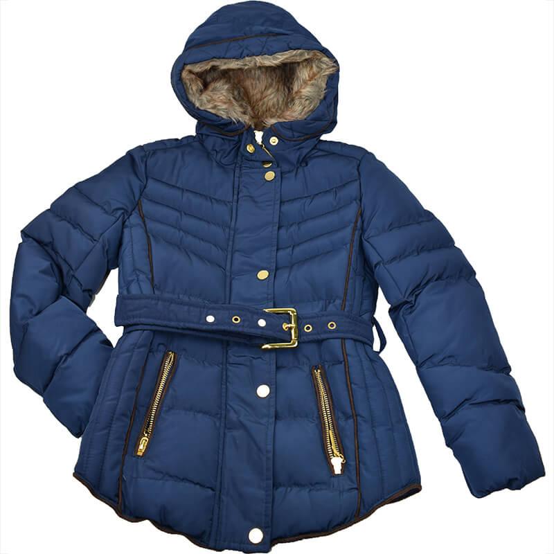Cazadoras abrigos nina
