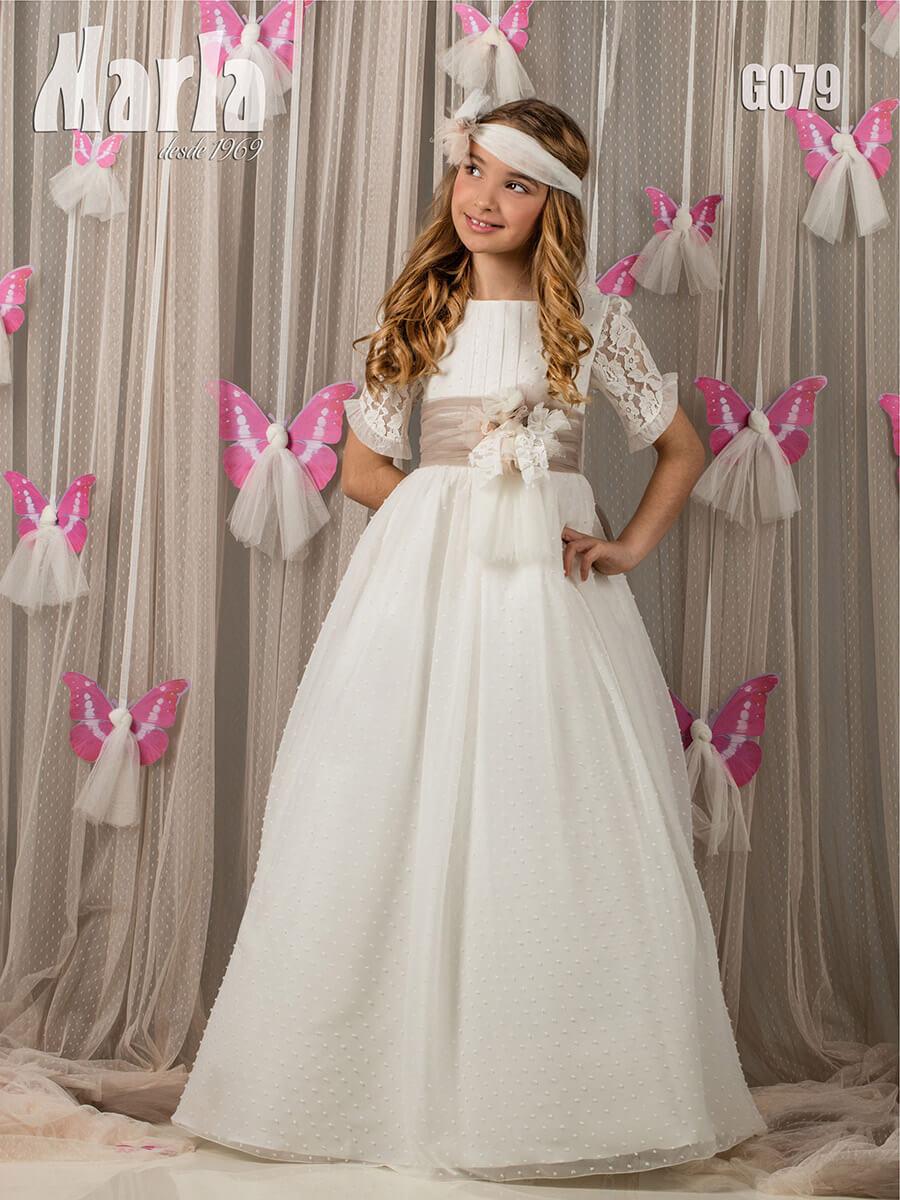 Imagenes de vestidos d comunion